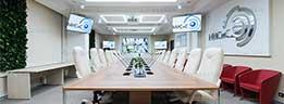 НИТУ «МИСиС», модернизация зала международных заседаний